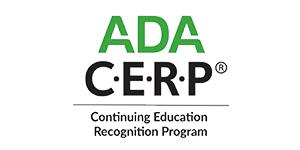 ADA Cerp - Continuing Education Recognition Program