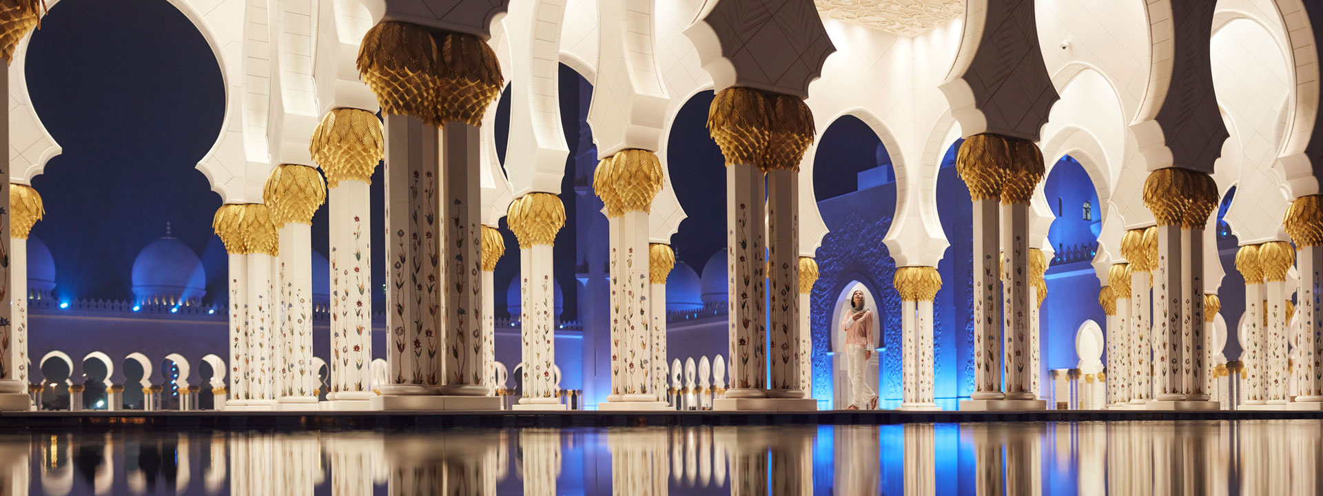 Grand Masjid Abu Dhabi
