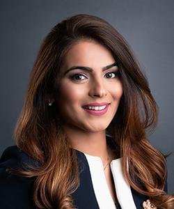 Dr. Rashida Juzar Ali, UAE